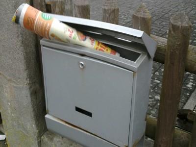 Postia vai sähköpostia?